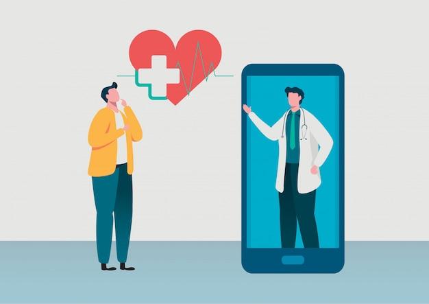 Online-diagnose