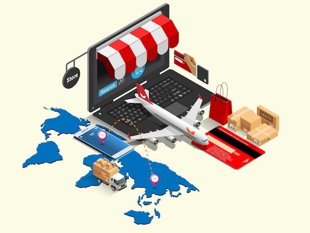 Online einkaufen