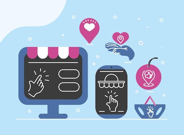 Online-kleinunternehmen