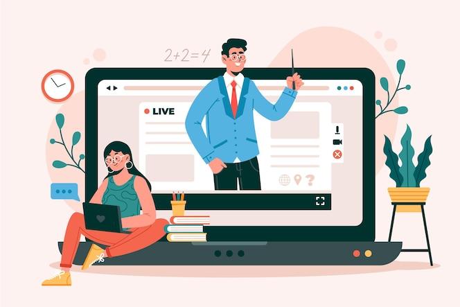Online-kurse und tutorials