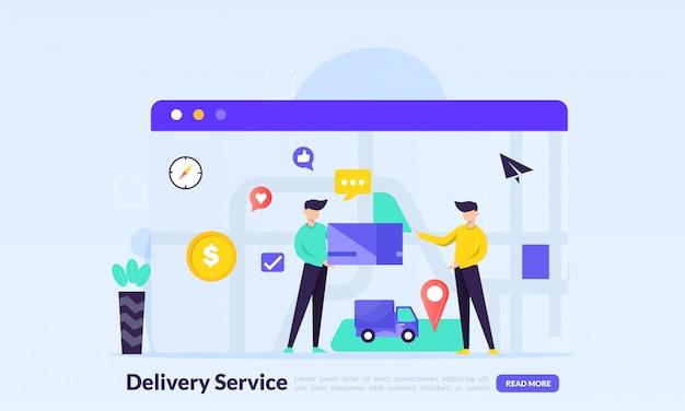 Online-lieferservice