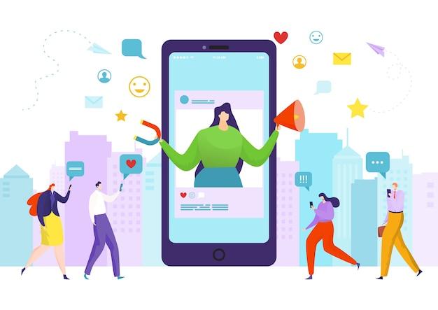 Online-marketing im smartphone