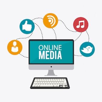 Online-mediengestaltung.