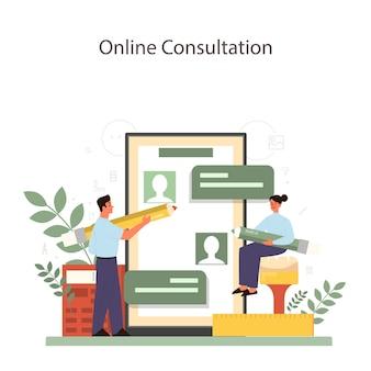 Online-service oder plattform für industriedesigner.