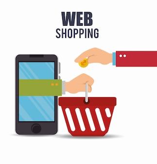 Online-shopping-design