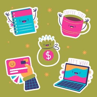 Online-shopping-elemente sammlung