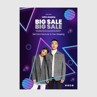 Online-shopping-poster
