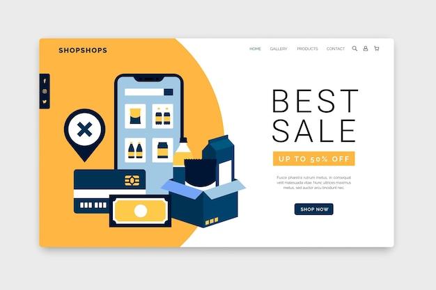 Online-shopping-webtemplate