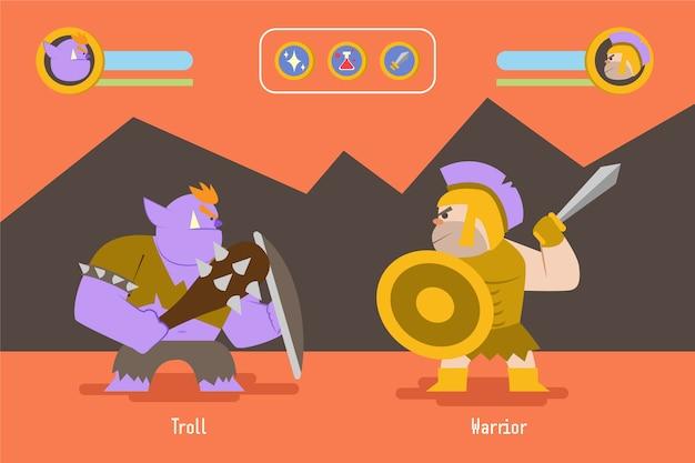 Online-spiel mit freunden spielen