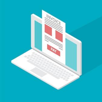 Online steuern zahlen, zahlung, rechnung. finanzbuchhaltung.