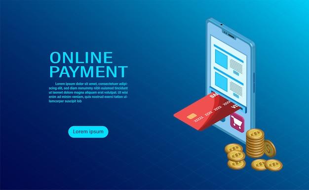 Online-zahlung mit handy. schutz des geldes bei handy-transaktionen