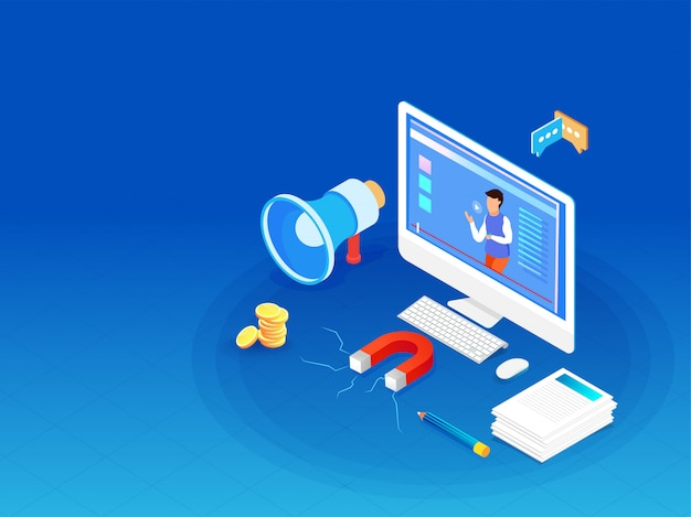 Online-zahlung oder pay-per-click-konzept.