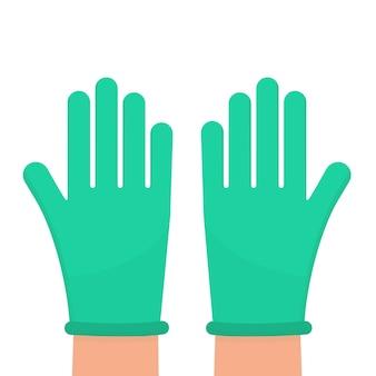 Op-schutzhandschuhe