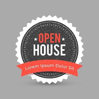 Open house black label
