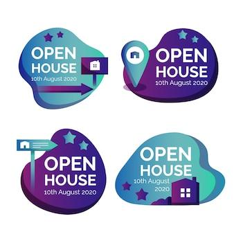 Open house label kollektion