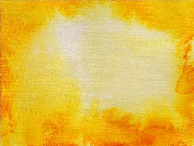 Orange abstrakter aquarellhintergrund für texturenhintergründe