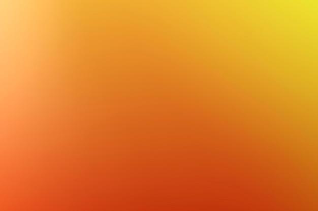Orange und gelber hintergrund mit farbverlauf