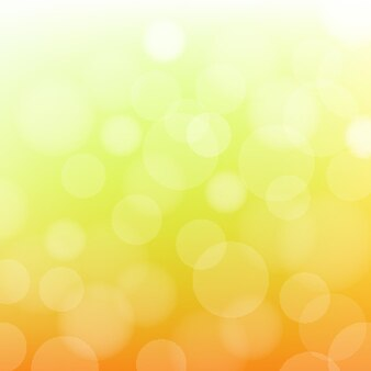 Orange und gelber hintergrund