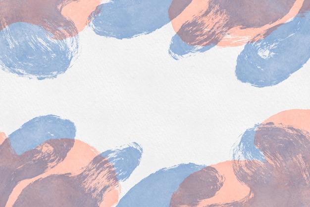 Organischer abstrakter aquarellhintergrund