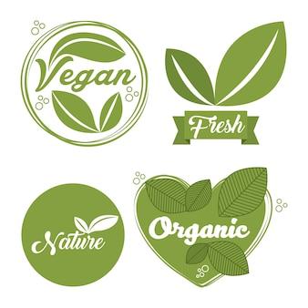 Organisches und natürliches design