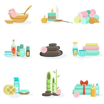 Oriental skincare spa center schönheitsprodukte und behandlungen