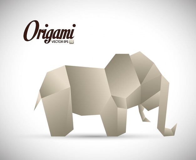 Origami-design-illustration