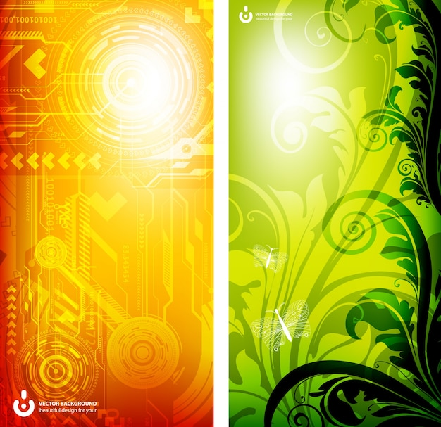 Ornamental verschiedene abstrakte textur zeichen