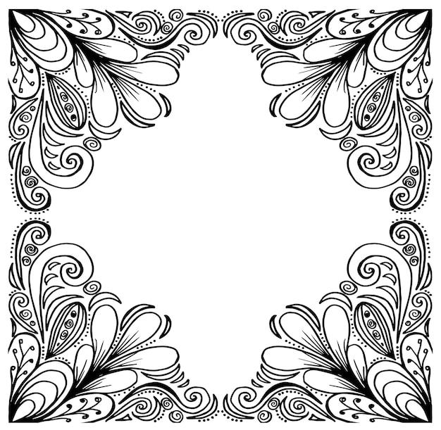 Ornamentrahmen