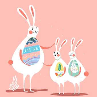 Ostern feier abbildung