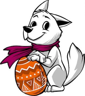 Ostern hund
