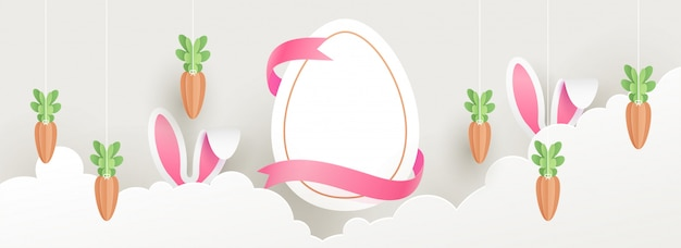 Ostern-konzept.