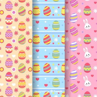 Ostern-mustersammlung