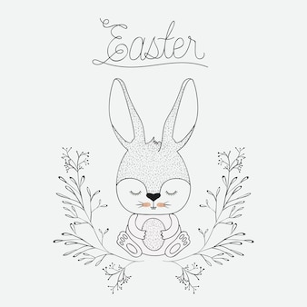 Ostern poster