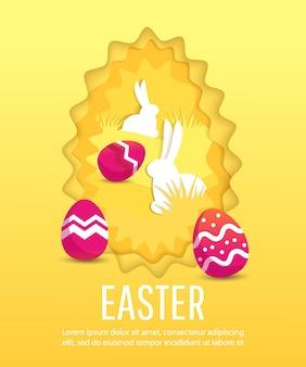Ostern straßenereignis