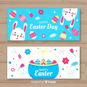 Ostern tag banner