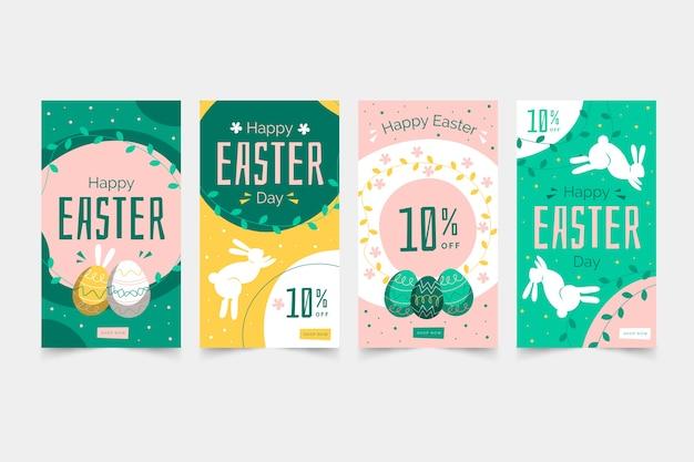 Ostern tag instagram geschichten festgelegt