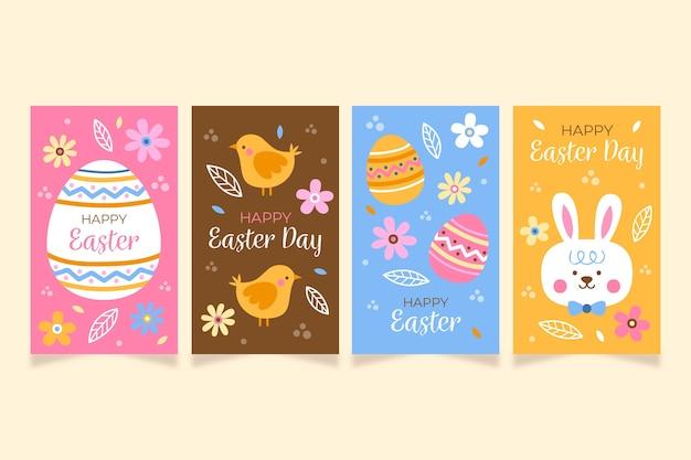 Ostern tag instagram geschichten sammlung