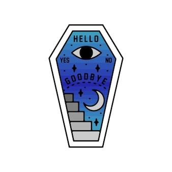 Ouija sarg monoline