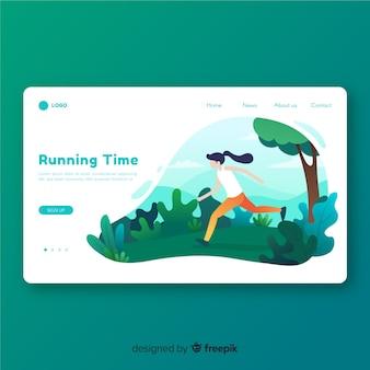 Outdoor-aktivitäten-landingpage
