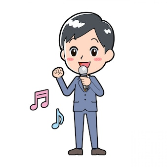 Outline businessman song appeal
