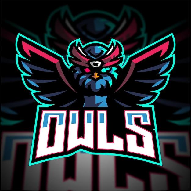 Owl esport gaming logo
