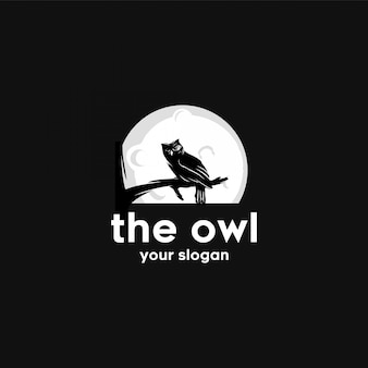 Owl night-logo