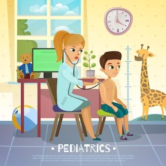Pädiatrische abteilung