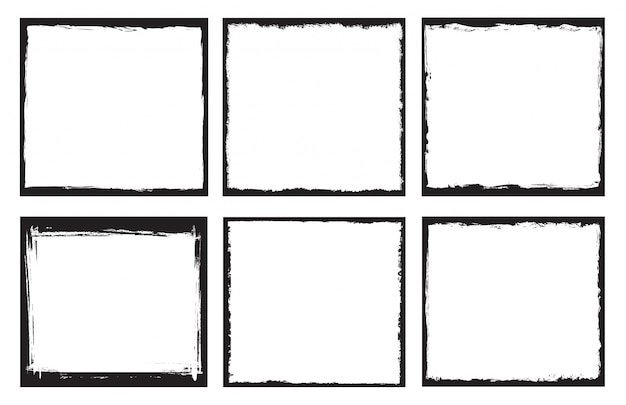 Paint frames sammlung