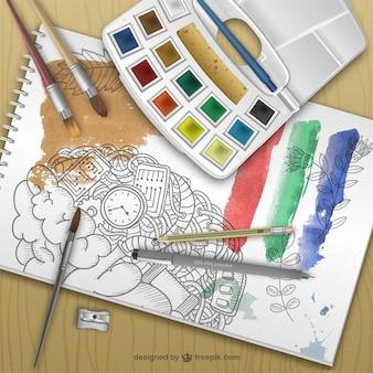 Painter ausrüstung