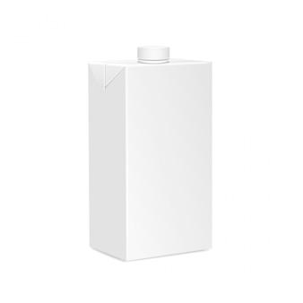 Paket zwei liter für neues design, vektor