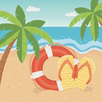 Palme des sommersaisondesigns