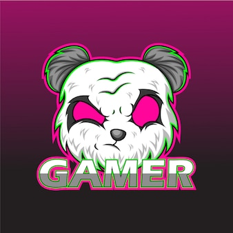 Panda gamer esport