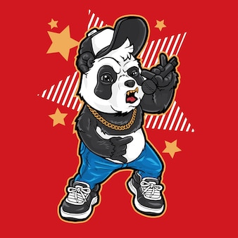Panda urban rocker