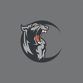 Panther e-sport logo